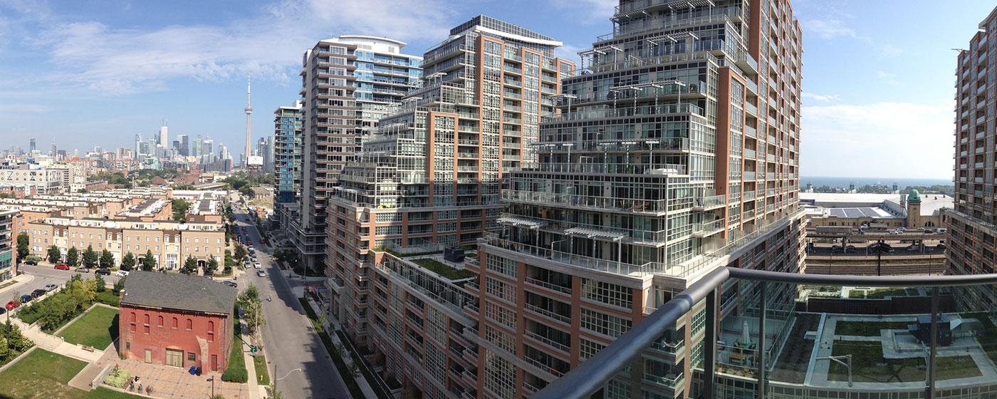 Toronto Houses and Condos 200k-500k